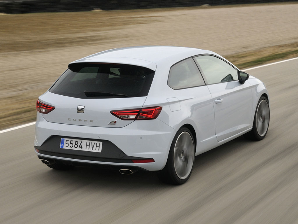 Three Door Cupra Offered For The First Time