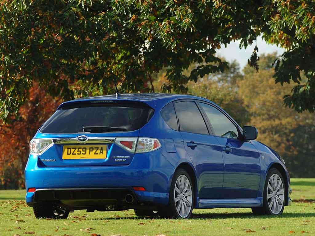 Hatchback Subarus rule: Tell Me I'm Wrong | PistonHeads