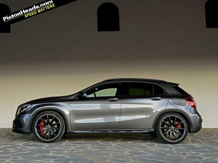 Mercedes Amg A45 Price >> Mercedes GLA45 AMG: Driven | PistonHeads