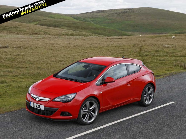 vauxhall astra gtc bi turbo driven pistonheads. Black Bedroom Furniture Sets. Home Design Ideas