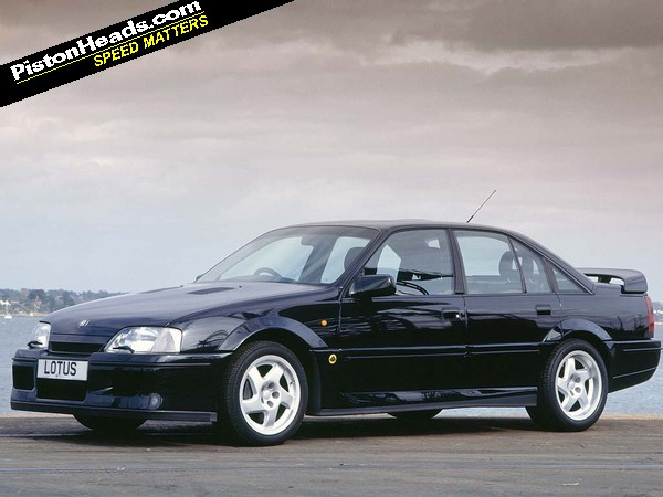 under the hammer vauxhall lotus carlton pistonheads. Black Bedroom Furniture Sets. Home Design Ideas