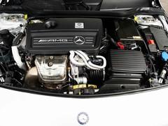 Modern car in exciting engine bay shocker
