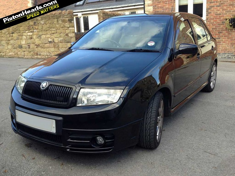 Re Skoda Fabia Vrs Ph Carpool Page 1 General Gassing Pistonheads