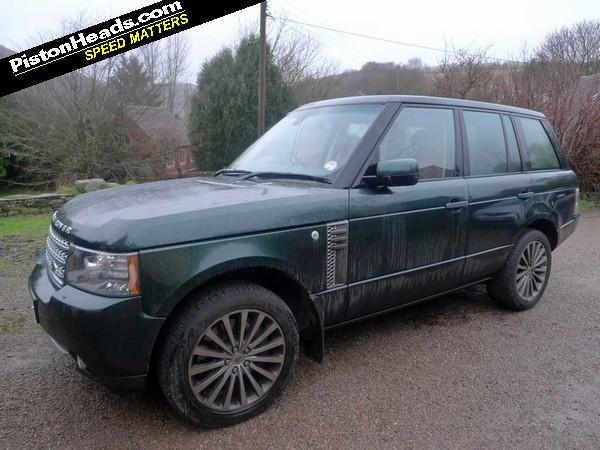 Range Rover 5 0 Autobiography Ph Fleet Pistonheads