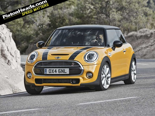 Used Mini Coopers >> New Mini Cooper S (F56): Review | PistonHeads
