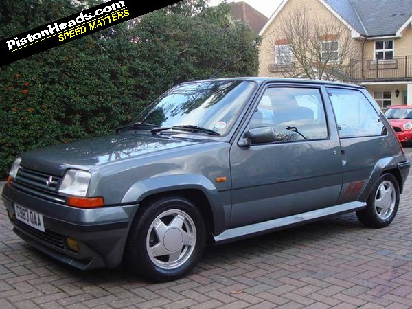 Renault 5 Gt Turbo Spotted Pistonheads