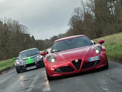 Lotus a bigger sight in 4C mirrors than expected