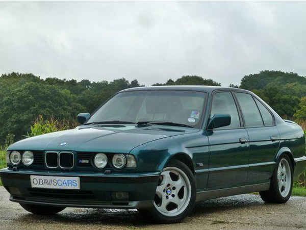 Bmw M5 E34 Catch It While You Can Pistonheads