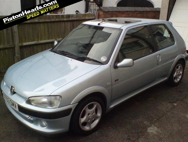 Shed of the Week: Peugeot 106 GTI | PistonHeads