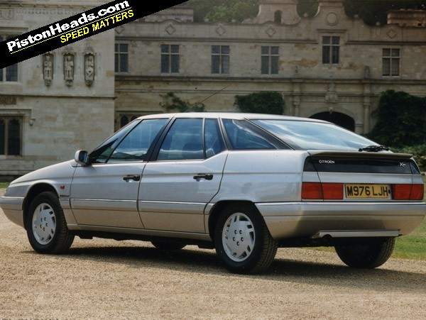 Citroen Xm V6 24v Ph Ad Break Pistonheads