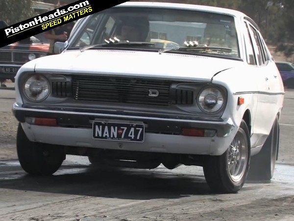 RE: Datsun 120Y sleeper: Time For Tea? - Page 1 - General ...