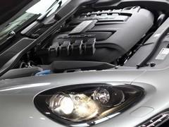 4.2-litre V8 diesel is a proper monster motor