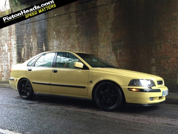 Volvo 40 1 Interior >> RE: Shed of the Week: Volvo S40 T4 - Page 1 - General Gassing - PistonHeads