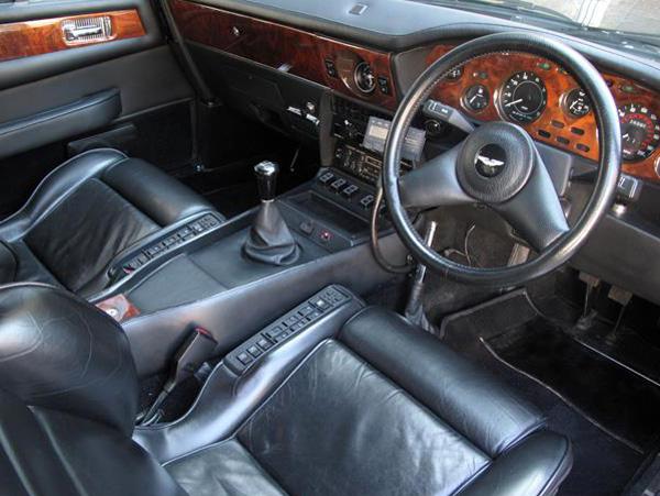 Aston Martin V8 Vantage X Pack Spotted Pistonheads