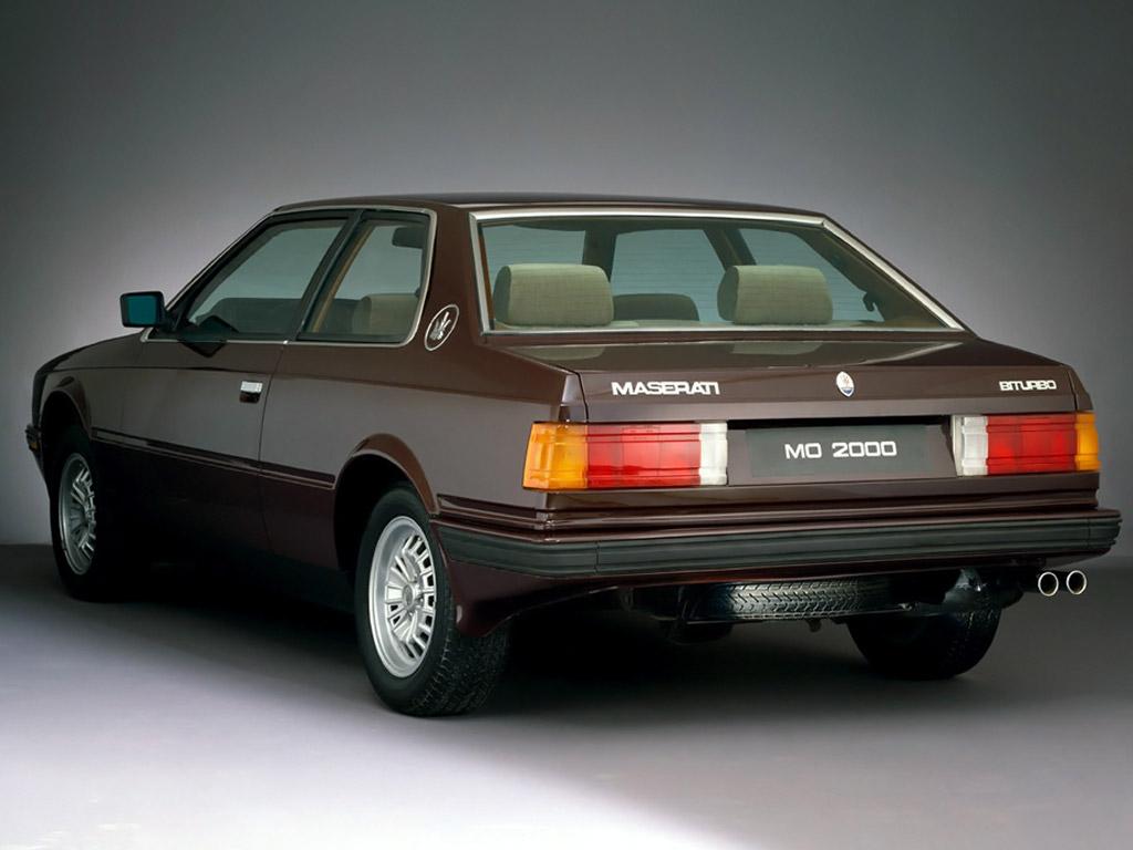 Maserati biturbo reviews