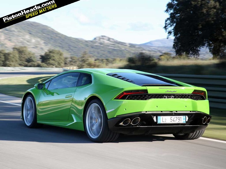 lamborghini huracan lp610 4 review pistonheads. Black Bedroom Furniture Sets. Home Design Ideas