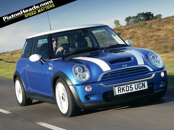 mini cooper s r53 ph buying guide pistonheads. Black Bedroom Furniture Sets. Home Design Ideas