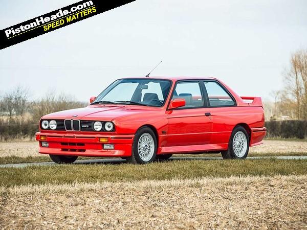 BMW M3 E30 (1985-1992): Market Watch | PistonHeads