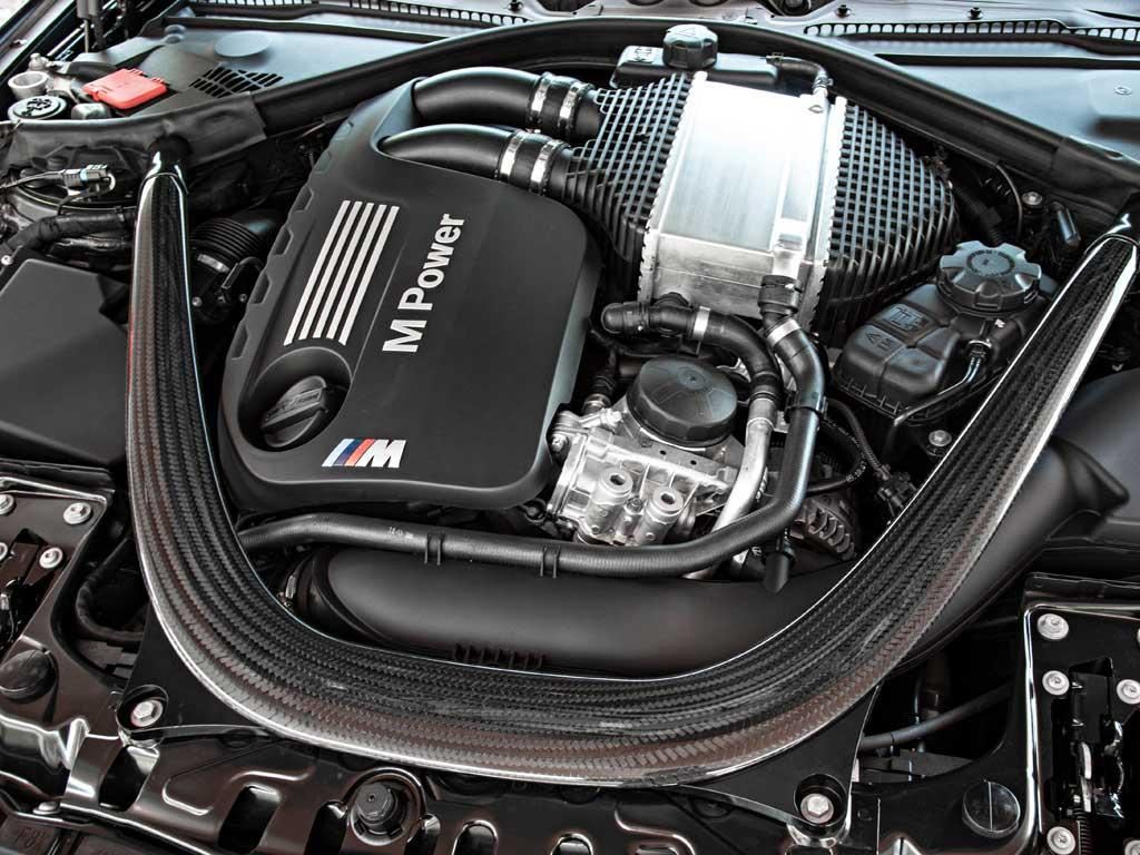 M revives the art of the beautiful engine bay