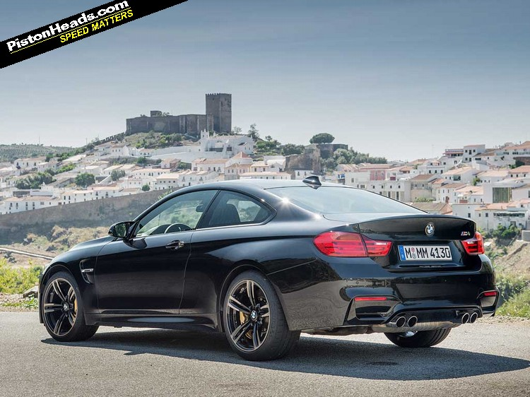 BMW M3 and M4 Review  PistonHeads
