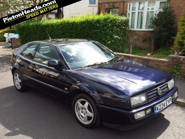 re volkswagen corrado vr6 spotted page 1 general gassing pistonheads. Black Bedroom Furniture Sets. Home Design Ideas