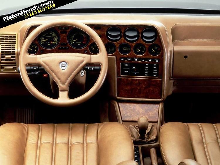 Lancia, Thema | Car Diary