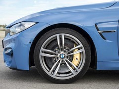 Brakes and tyres make M3 track-ready from box