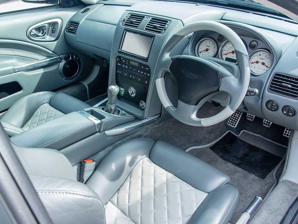aston martin vanquish manual driven pistonheads rh pistonheads com 2014 Firebird Aston Martin Vanquish Car and Driver