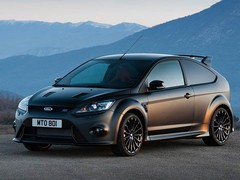 RS500 upped power further to 350hp