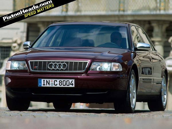 Audi S8 D2 Catch It While You Can Pistonheads