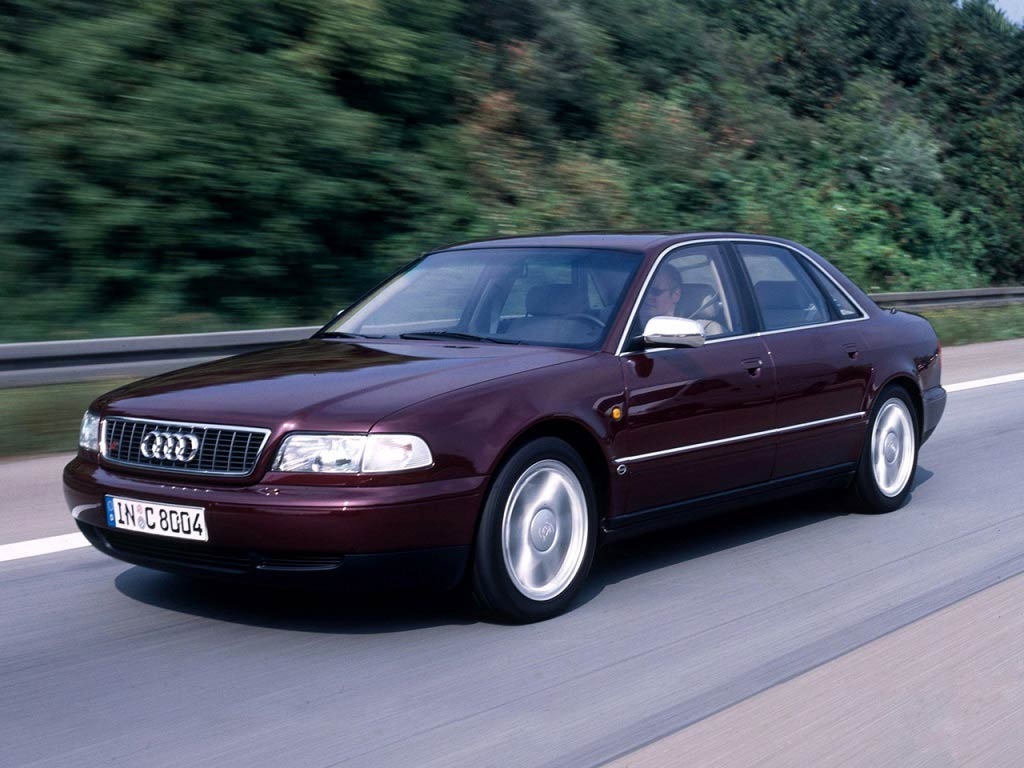 Audi S8 D2: Catch It While You Can | PistonHeads