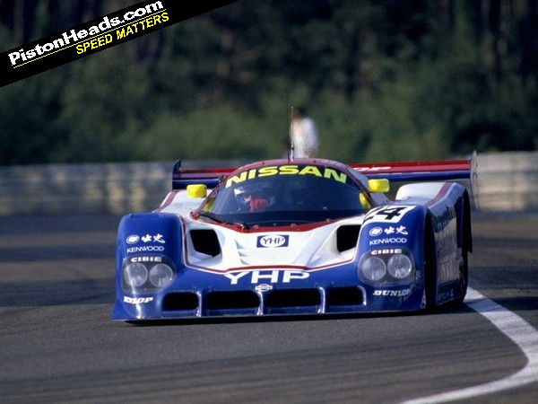 Blundell At Le Mans Time For Tea Pistonheads