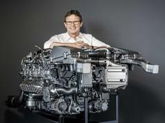 Head of AMG powertrain Christian Enderle