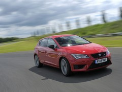 Driving the Cupra on track was revealing