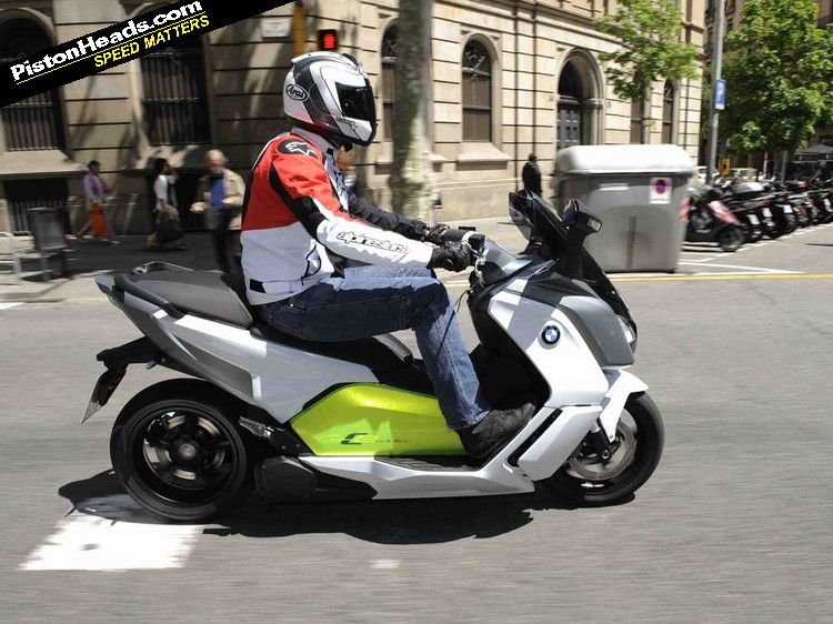 re: bmw c evolution: ph2 - page 1 - biker banter - pistonheads