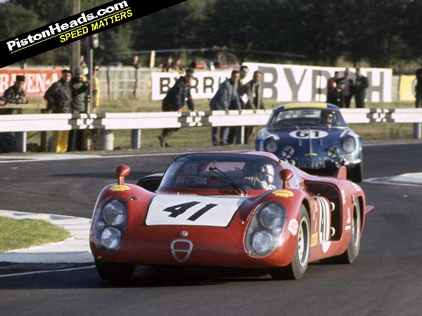 alfa romeo at le mans pic of the week pistonheads. Black Bedroom Furniture Sets. Home Design Ideas