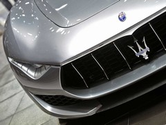Alfieri is to be to Maserati what 911 is to Porsche