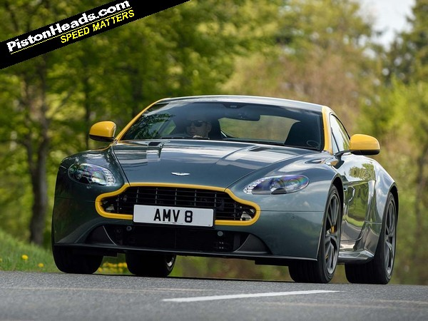 re: aston v8 vantage n430: review - page 1 - general gassing