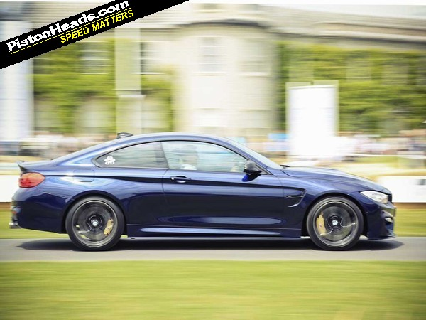 Pistonheads Bmw M4 At Goodwood Pistonheads