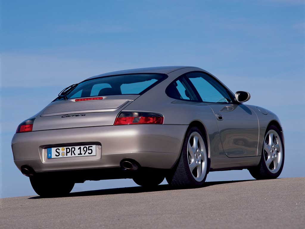 996 first seen at the 1997 Frankfurt show