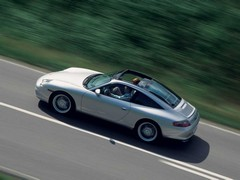 Targa eventually joined coupe and cabrio