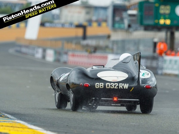 LM Classic in a D-Type: PH Blog | PistonHeads