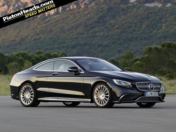 s65 amg joins s class coupe range pistonheads. Black Bedroom Furniture Sets. Home Design Ideas
