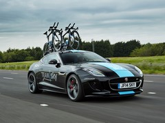 F-Type will support time trial on penultimate stage