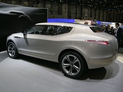 Lagonda SUV concept canned; no great loss?