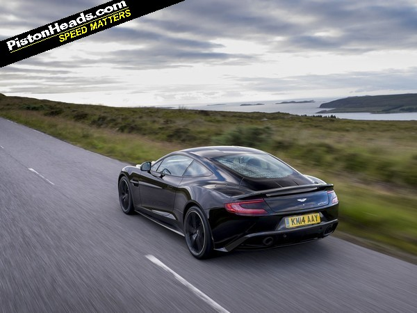 re: aston martin vanquish my15: review - page 1 - general gassing