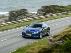 Big Scottish roads played to Speed's strengths