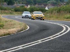 A bit of Bedfordshire B-road included in test