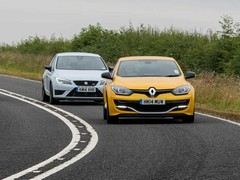 Megane leads SEAT, at least on driver appeal