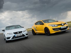 Megane should be in its element on track...